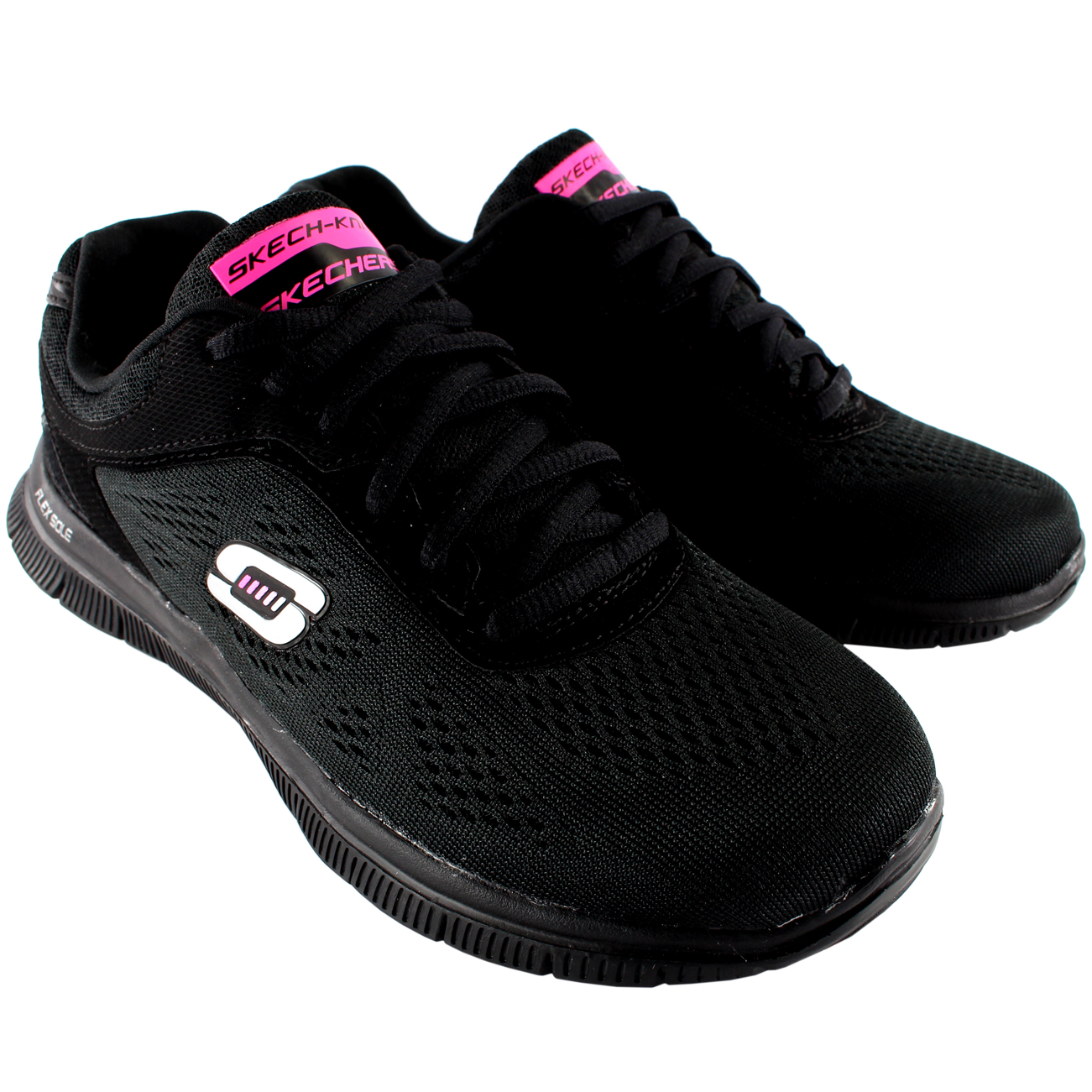 womens skechers your style flex appeal running memory