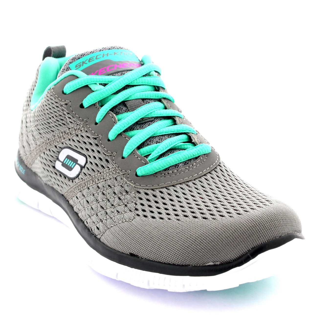 Womens Skechers Flex Appeal Obvious Choice Running Sport