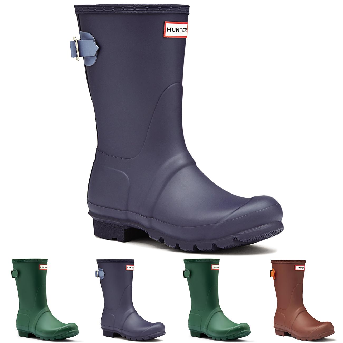 Hunter Original Waterproof Adjustable Back Boot 4xsVW1