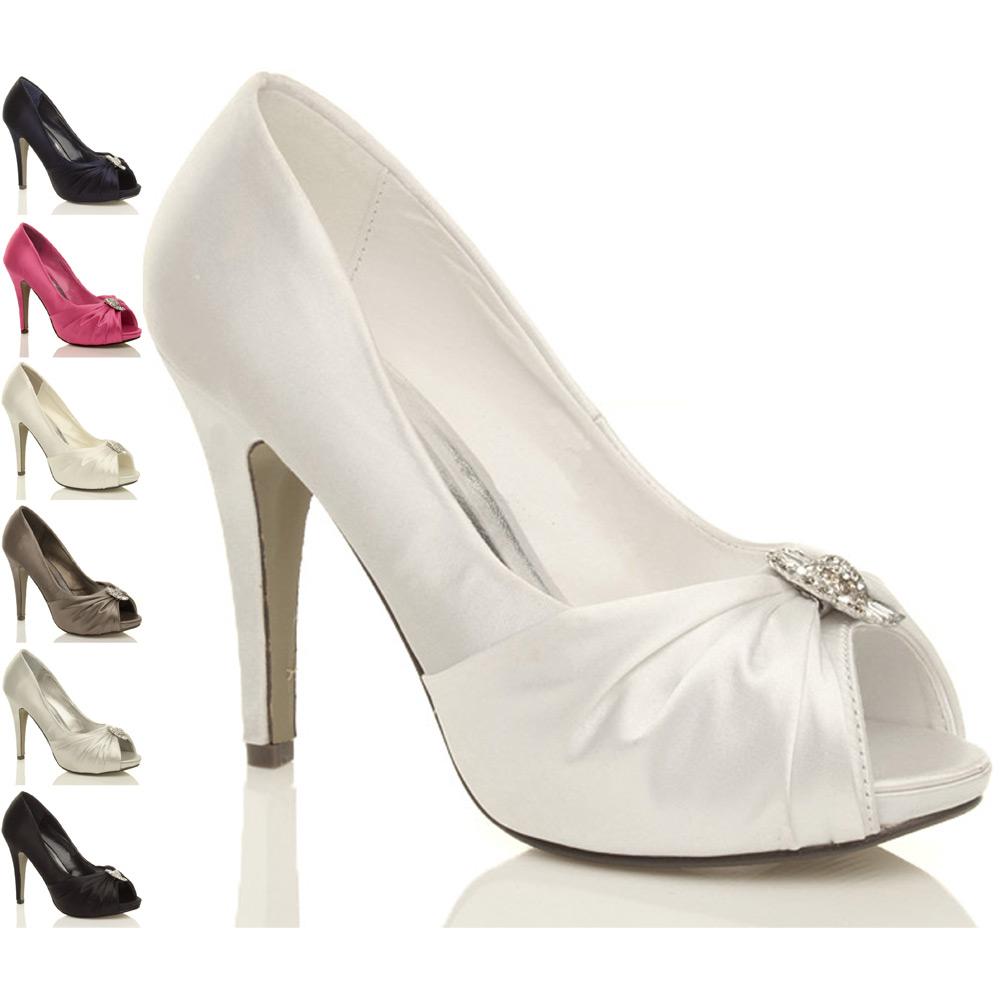 WOMENS-LADIES-HIGH-HEEL-PLATFORM-WEDDING-PROM-BRIDAL-COURT-SANDALS-SHOES-SIZE