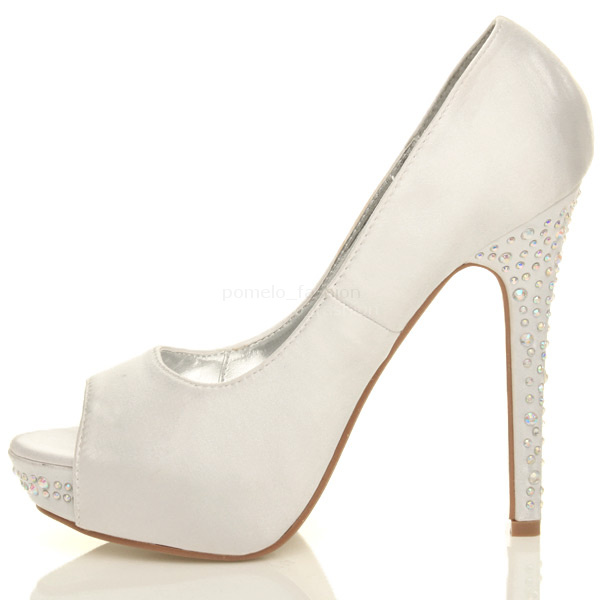 WOMENS-LADIES-WEDDING-EVENING-BRIDAL-HIGH-HEEL-PLATFORM-PROM-COURT-SHOES-SIZE