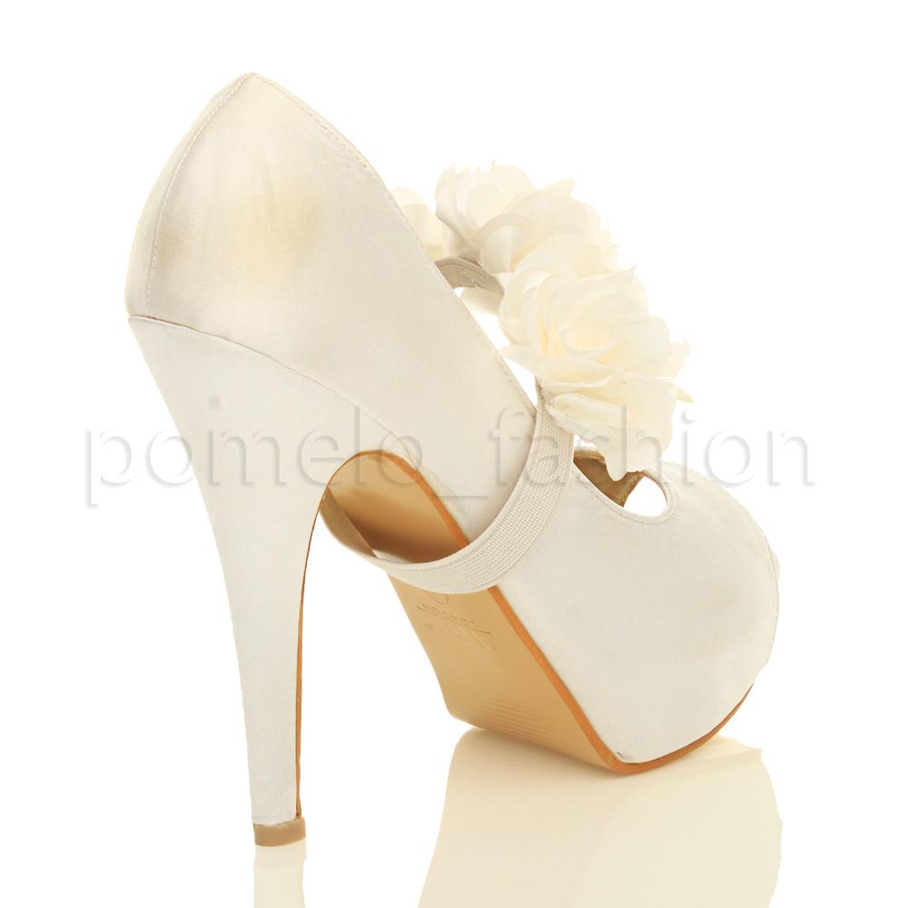 WOMENS-LADIES-EVENING-WEDDING-PROM-HIGH-HEEL-PLATFORM-PEEP-TOE-COURT-SHOES-SIZE