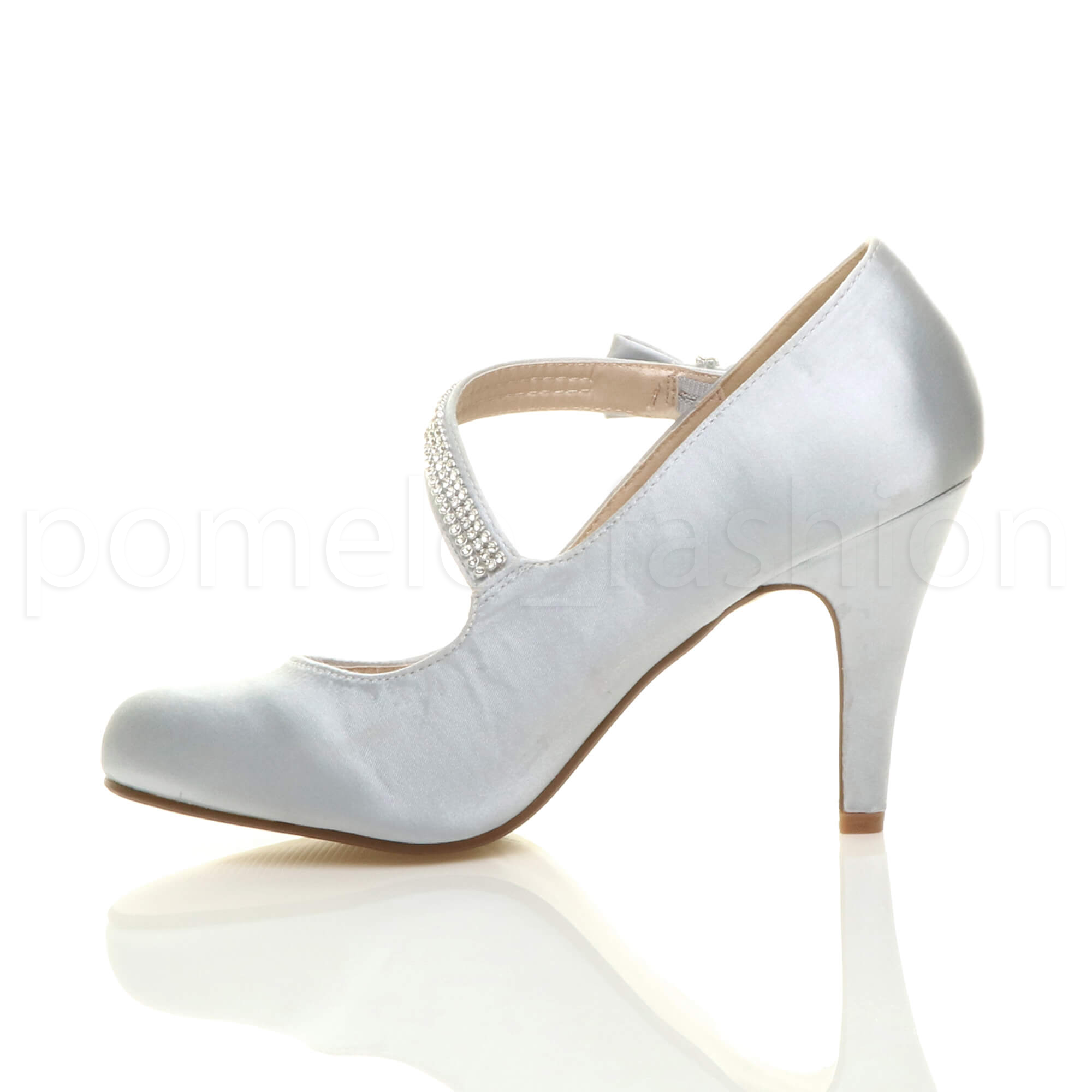 WOMENS-LADIES-BRIDAL-WEDDING-PROM-PARTY-HIGH-HEEL-CLASSIC-PUMPS-SHOES-SIZE
