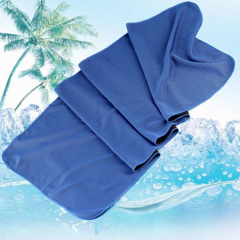 Azul-Instant-Refrigeracion-Frio-Toalla-Deporte-Gimnasio-Jogging-Secar-Sudor-Bebe