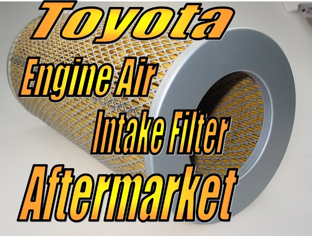 Engine-Air-Intake-Filter-17801-64030-10-1985-07-1988-TOYOTA-LITEACE-KM3-CM35
