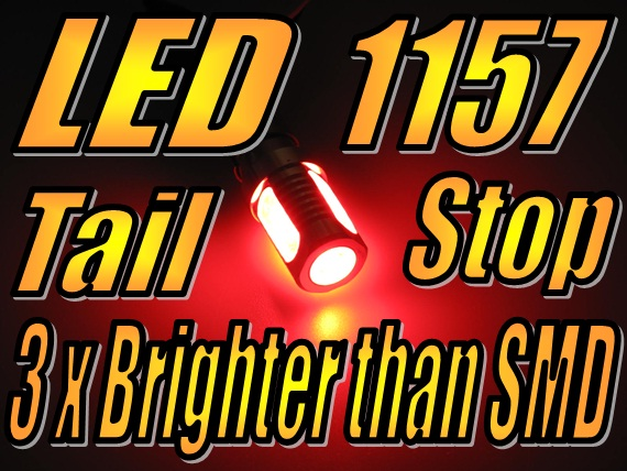 Subaru-Impreza-Hatch-Wagon-GF6-8-1157-LED-7-5W-Red-Stop-Lights-Bulb-Tail-Globe