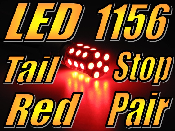Holden-HSV-Clubsport-VS-1156-LED-27Q-Red-Bulbs-Stop-Lights-Globes