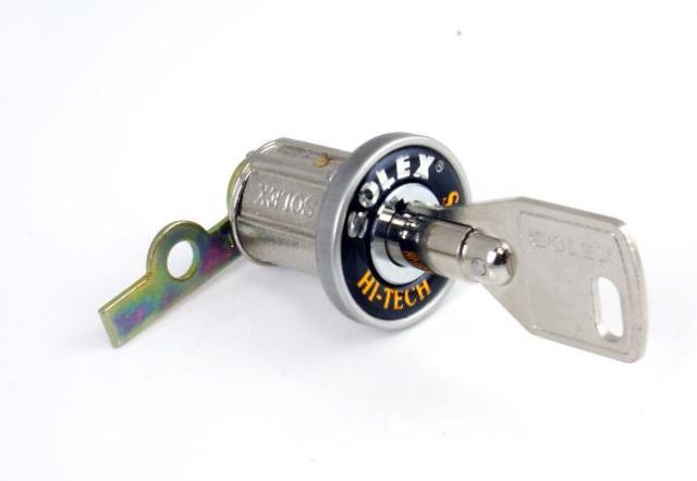 Solex Door Lock Round Key on 95 Honda Civic Lock Cylinder