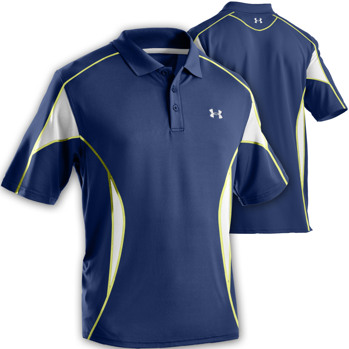 Under armour golf polo shirts sale for Under armour men s shirts clearance