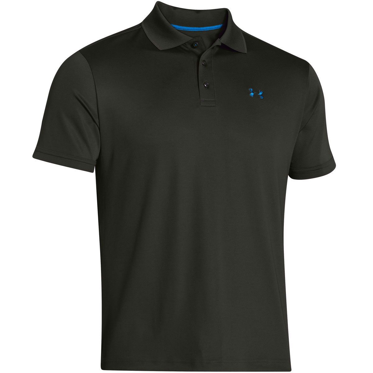 Under armour 2017 mens ua performance tech short sleeve for Under armor business shirts