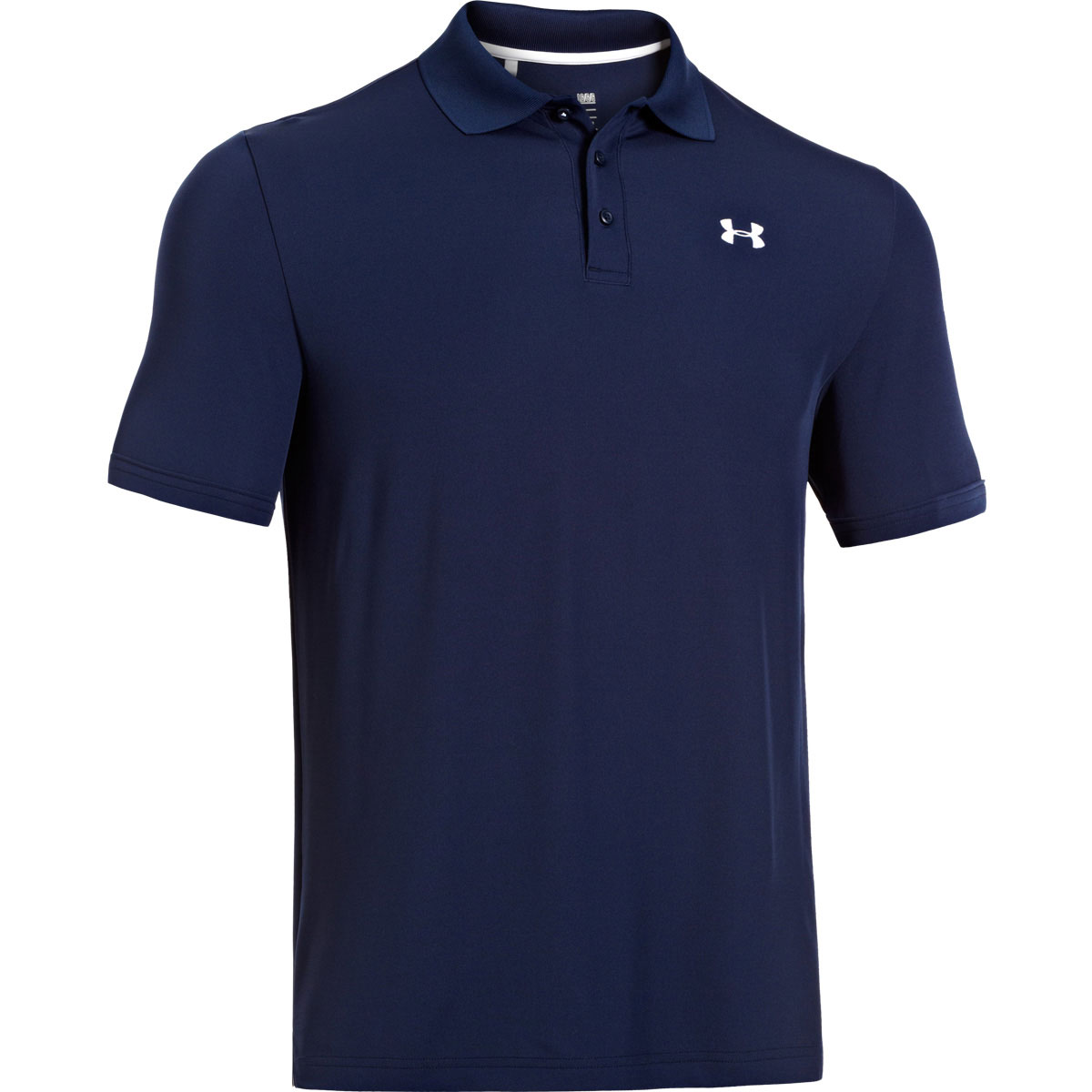 under armour 2017 mens ua performance tech short sleeve golf polo shirt ebay. Black Bedroom Furniture Sets. Home Design Ideas