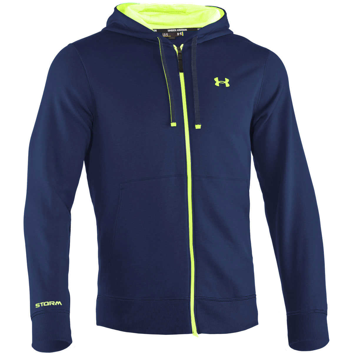 Under armour charged cotton hoodie