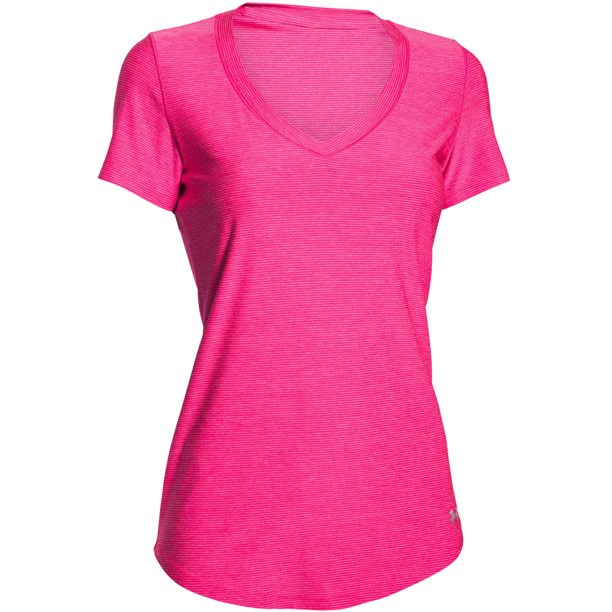Under armour womens ua perfect pace t shirt gym sports for Do under armour shirts run small