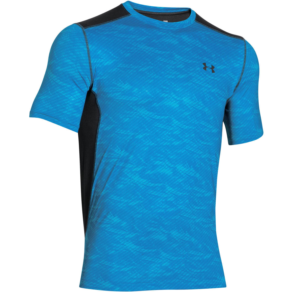 under armour 2017 mens ua raid short sleeve t shirt crew