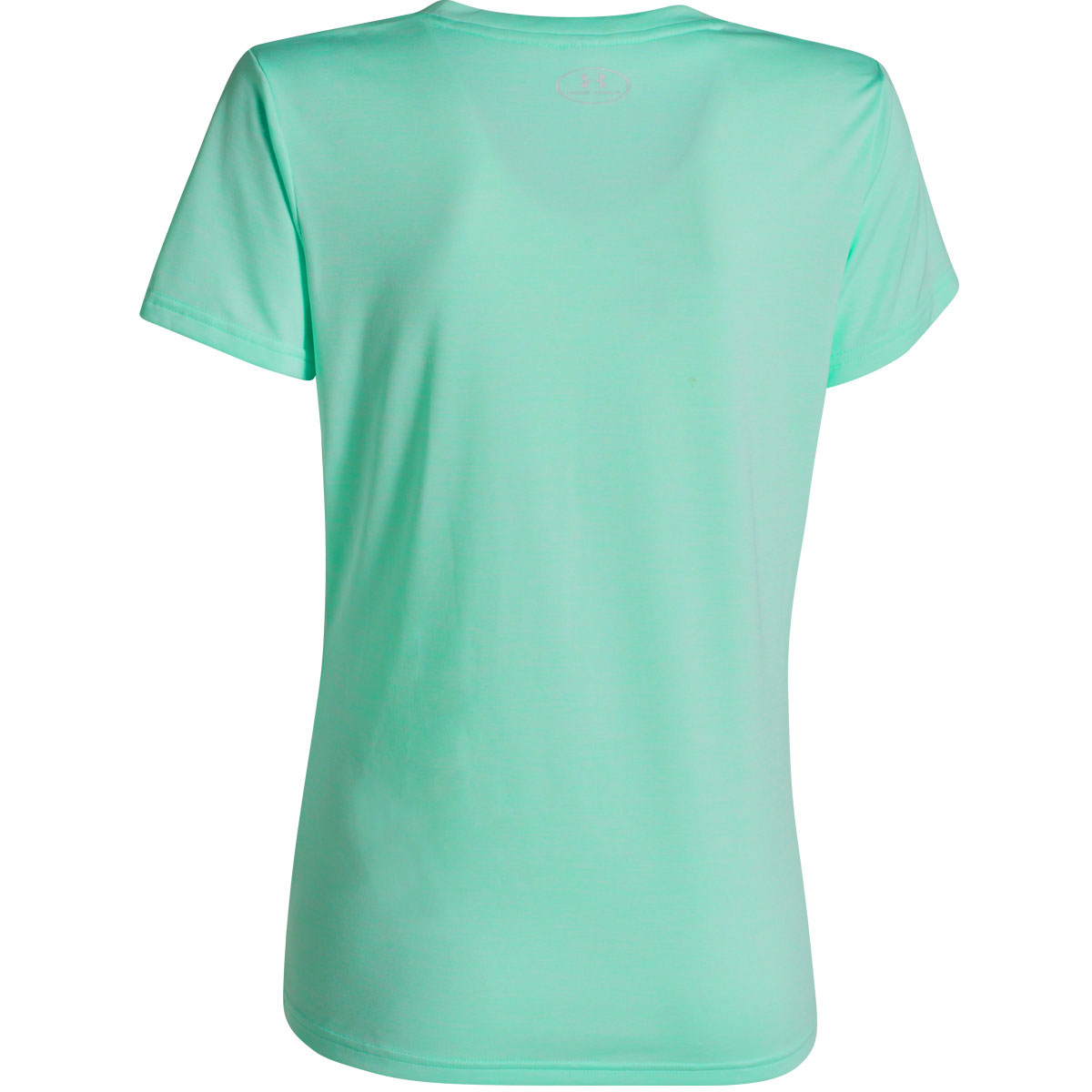 under armour womens ua twist tech v neck t shirt short