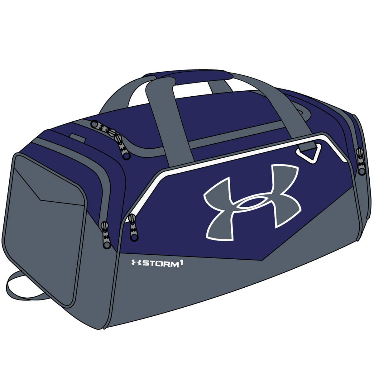 Cartoon Duffel Bag Pictures to Pin on Pinterest