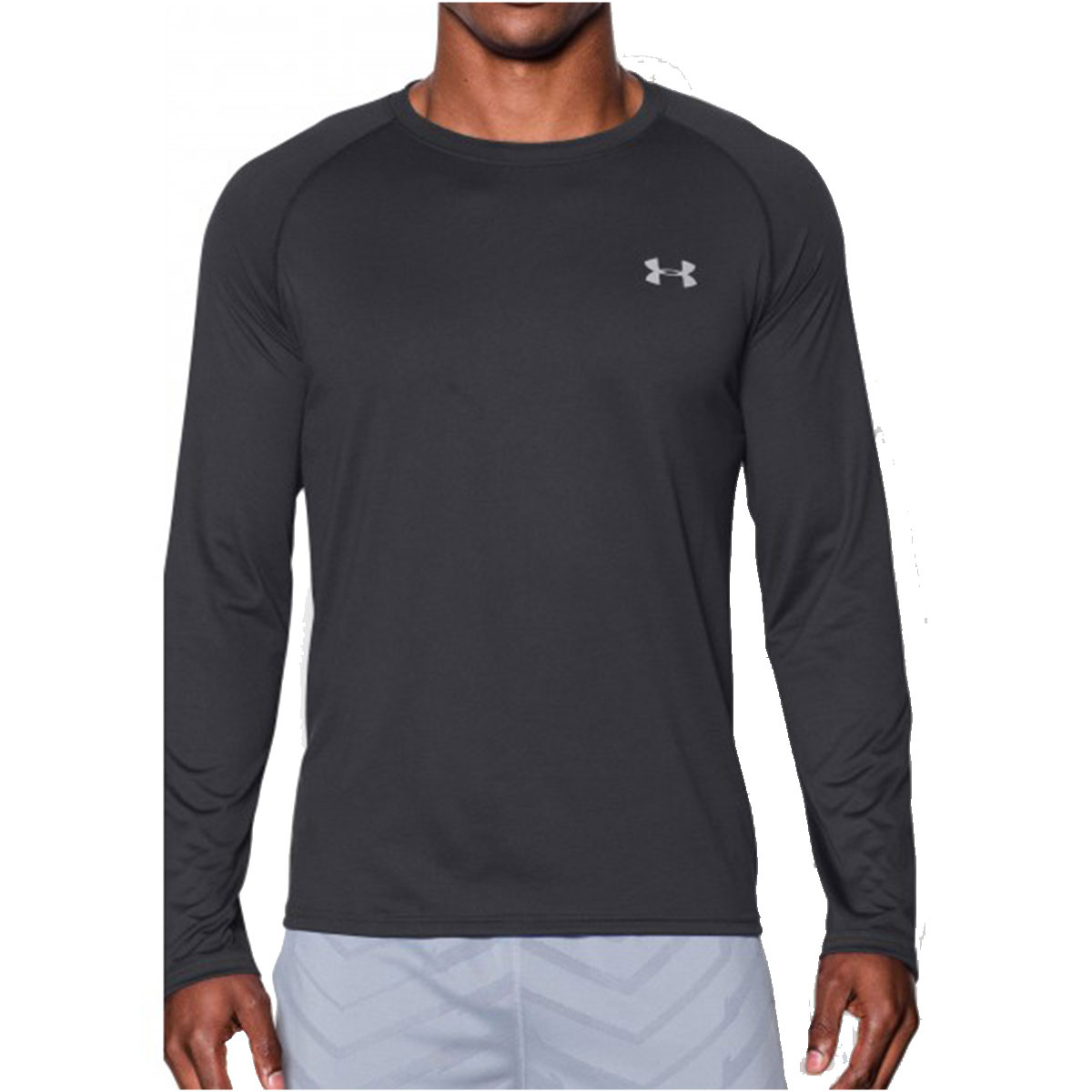 under armour 2017 mens ua tech long sleeve t shirt gym ls