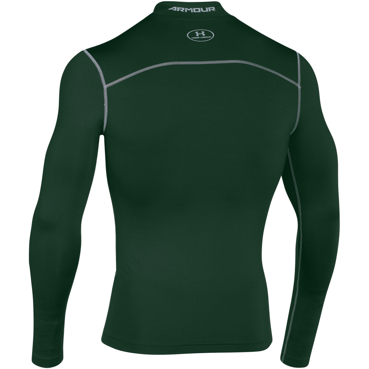 A compression base layer is a different ball game. In this case, the base layer is worn for the benefits of compression clothing, regardless of the weather conditions. Some research shows that compression garments (Under Armour, SteelStretch, etc.) can delay muscle fatigue and increase performance when worn during exercise.