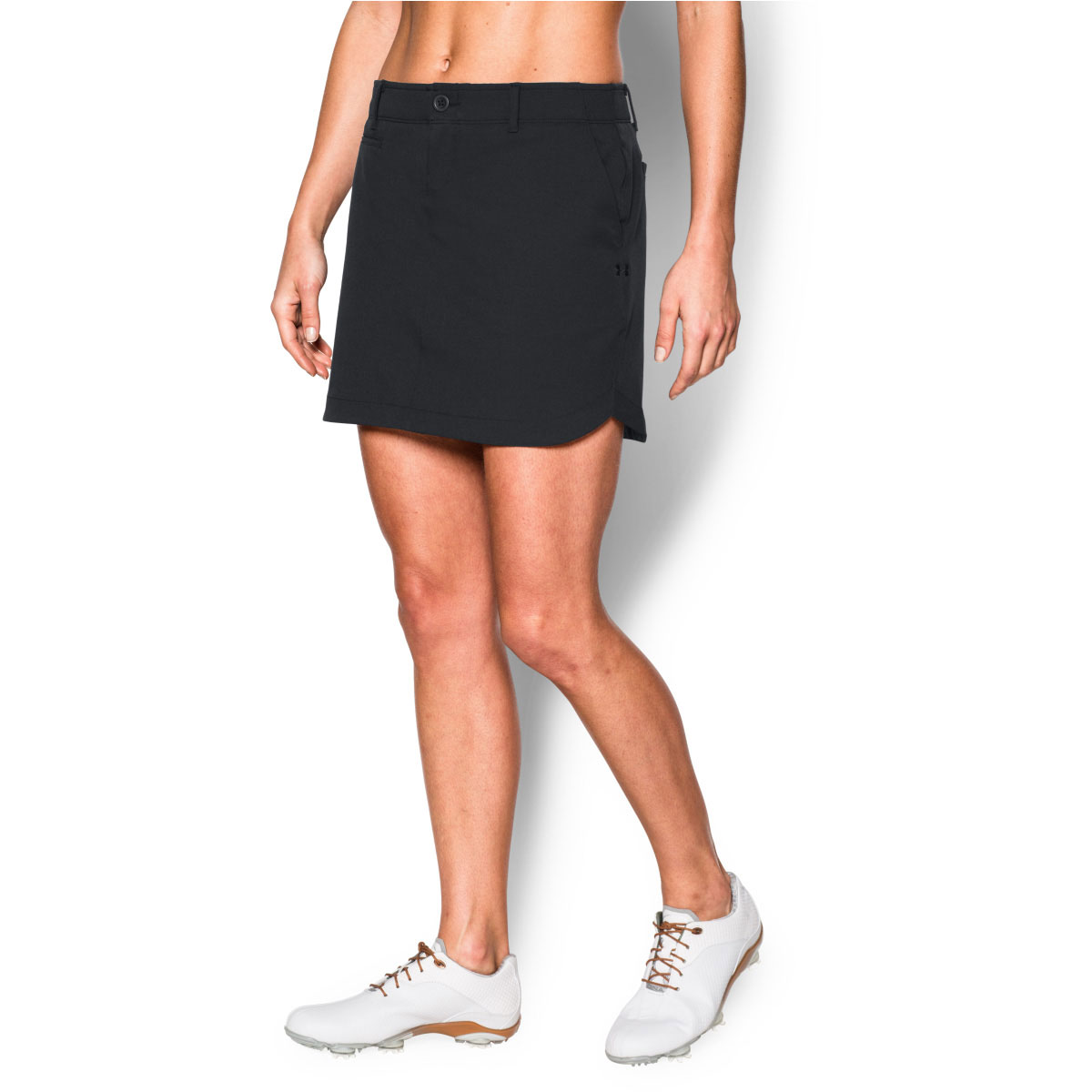armour 2016 womens links woven skort golf