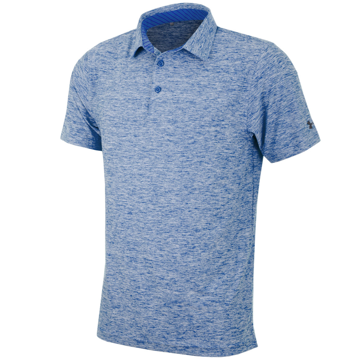 Under armour 2016 mens crestable playoff performance tech for Mens under armour golf shirts