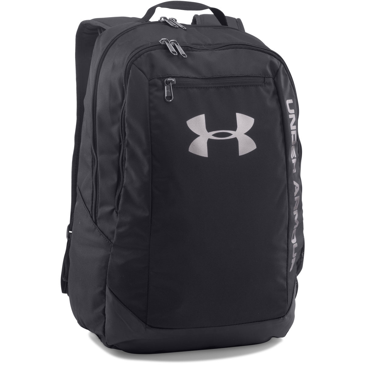 under armour 2017 ua hustle backpack ldwr rucksack school. Black Bedroom Furniture Sets. Home Design Ideas