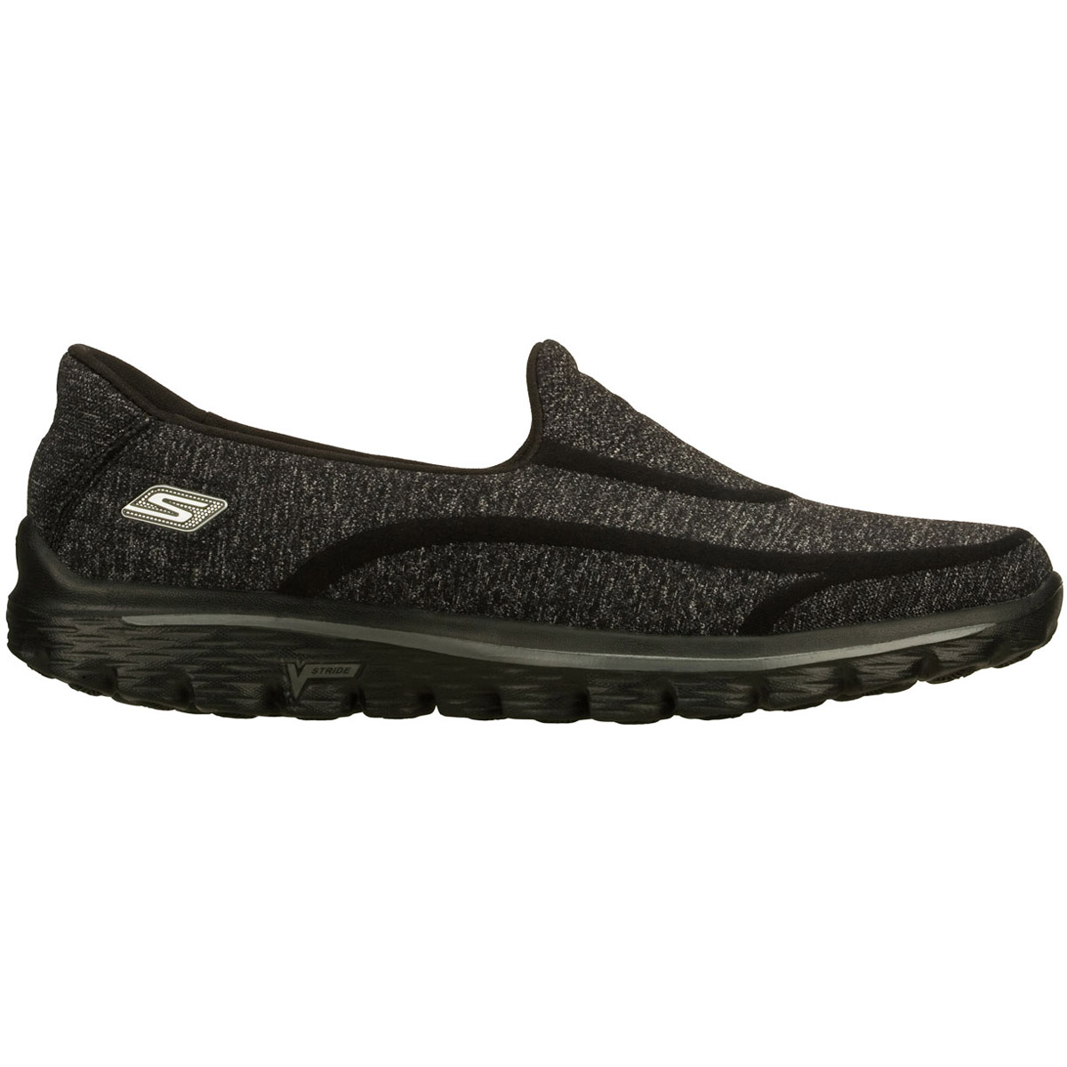 Skechers Go Walk 2 Super Sock Baskets Mode Femme