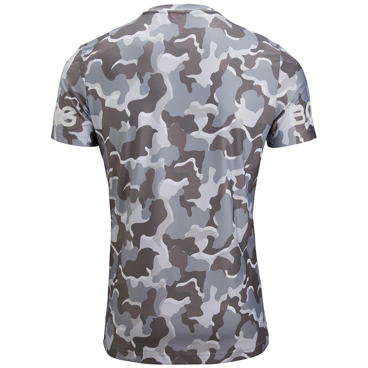Bjorn Borg Mens Borg Printed Performance Hydro Pro Regular Fit T Shirt
