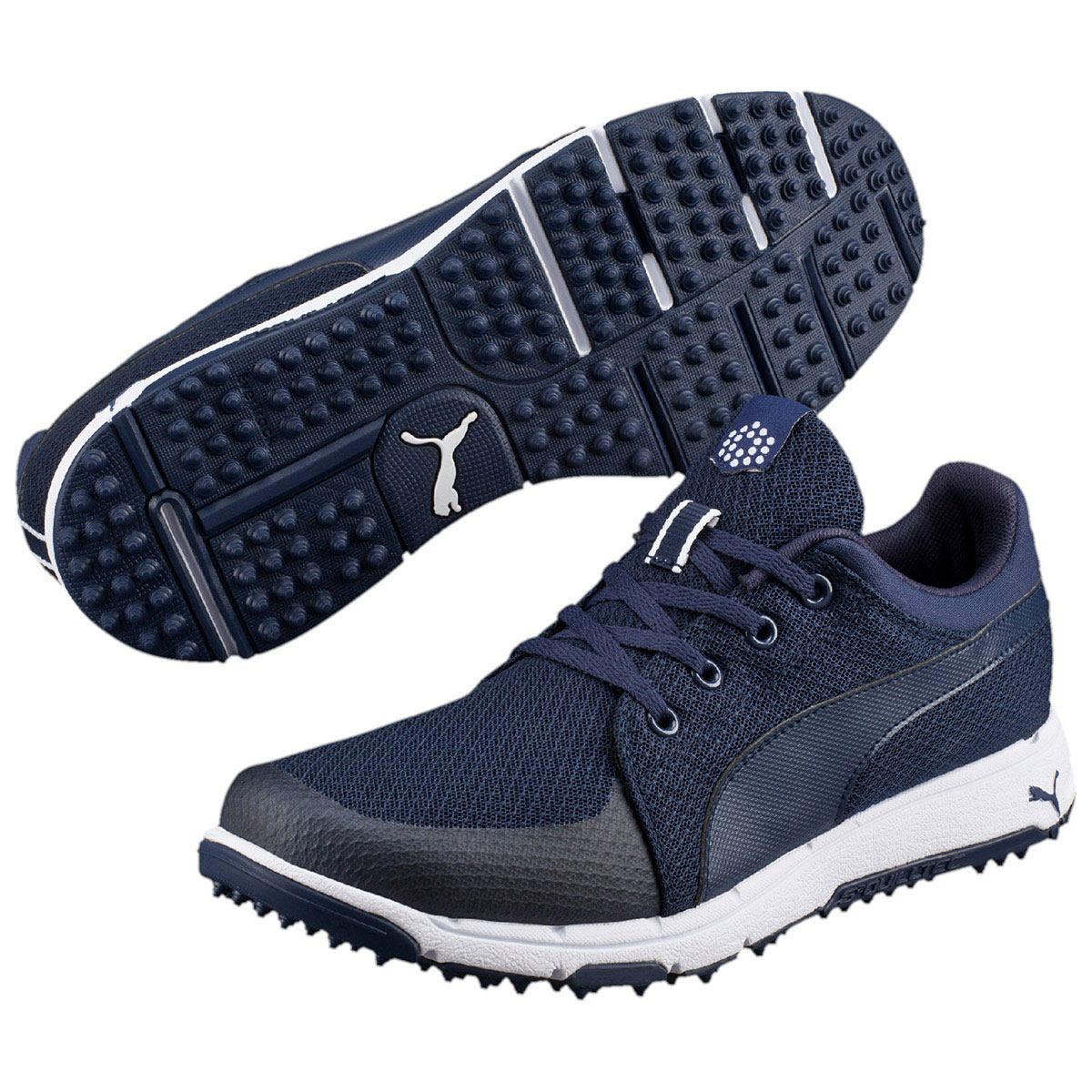 how to clean mesh golf shoes