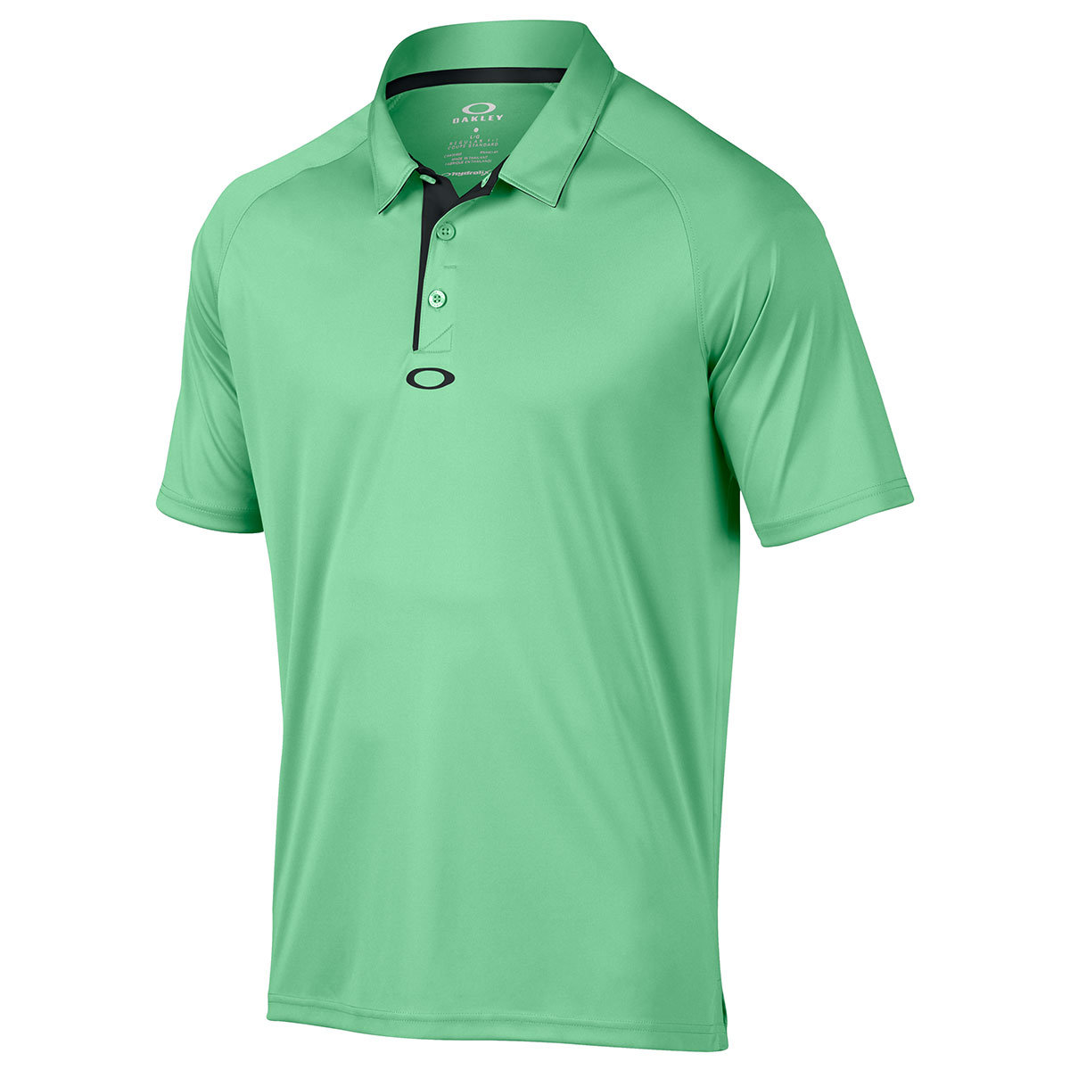 Oakley golf 2017 mens elemental 2 0 polo shirt 432632 ebay for Mens golf polo shirts