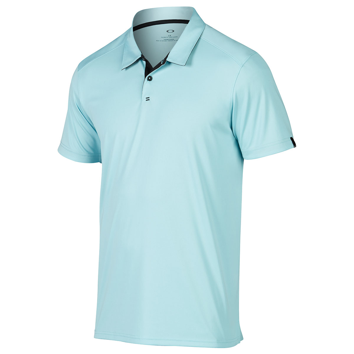Oakley golf 2017 mens divisional tailored fit polo shirt for Mens fitted polo shirts