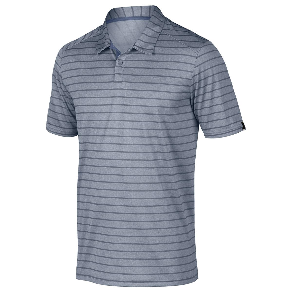Oakley Golf 2017 Mens Top Stripe Ohydrolix Polo Shirt 433741