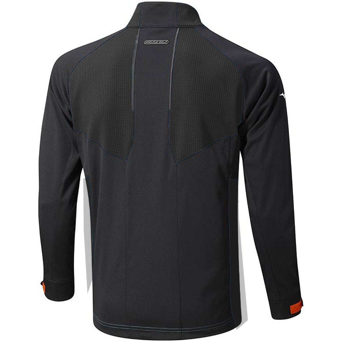 Mizuno Golf Mens Breath Thermo Thermal Fleece Jacket WarmaLite