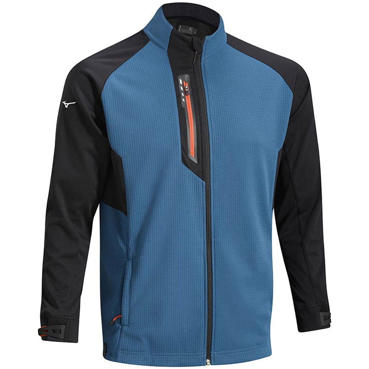 Mizuno Golf Mens Breath Thermo Thermal Fleece Jacket WarmaLite ...