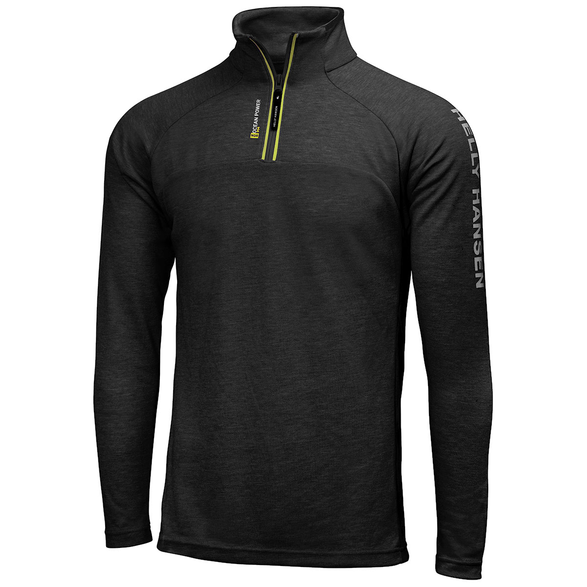 helly hansen 2017 mens hp 1 2 zip fitted pullover stretch. Black Bedroom Furniture Sets. Home Design Ideas