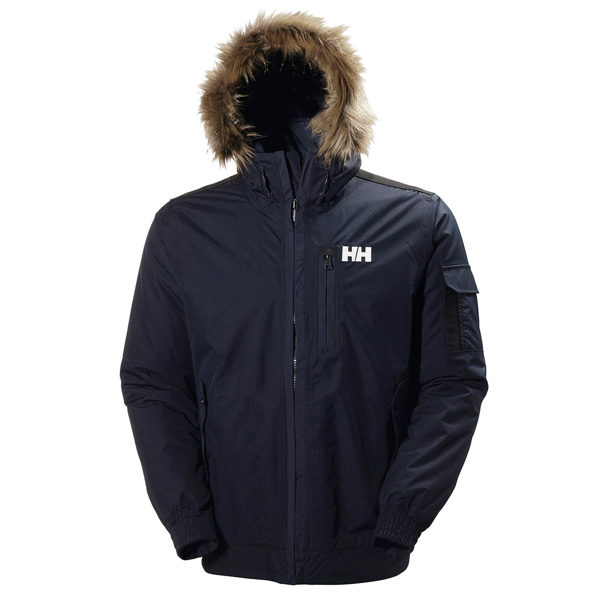 helly hansen 2016 mens dubliner bomber winter outdoor jacket coat ebay. Black Bedroom Furniture Sets. Home Design Ideas