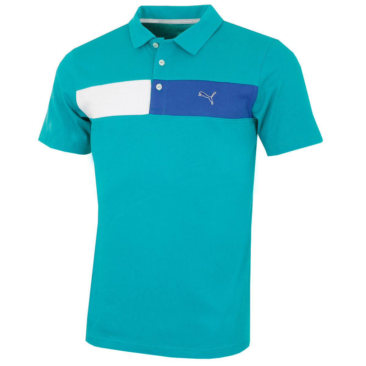 Puma golf 2016 mens performance cool touch drycell polo for Men s performance polo shirts