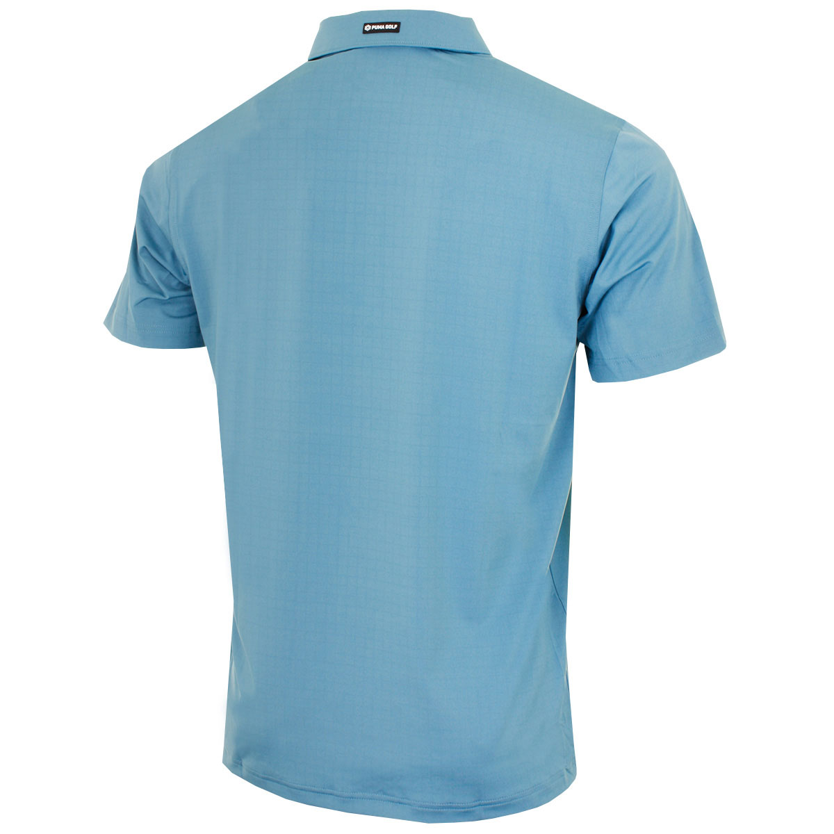 Puma golf 2016 mens surface stripe pwrcool drycell tech for Mens puma golf shirts