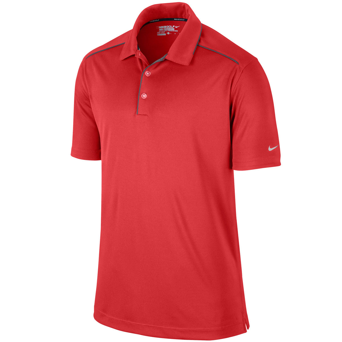 nike golf 2014 mens dri fit key iconic 2 0 golf polo shirt