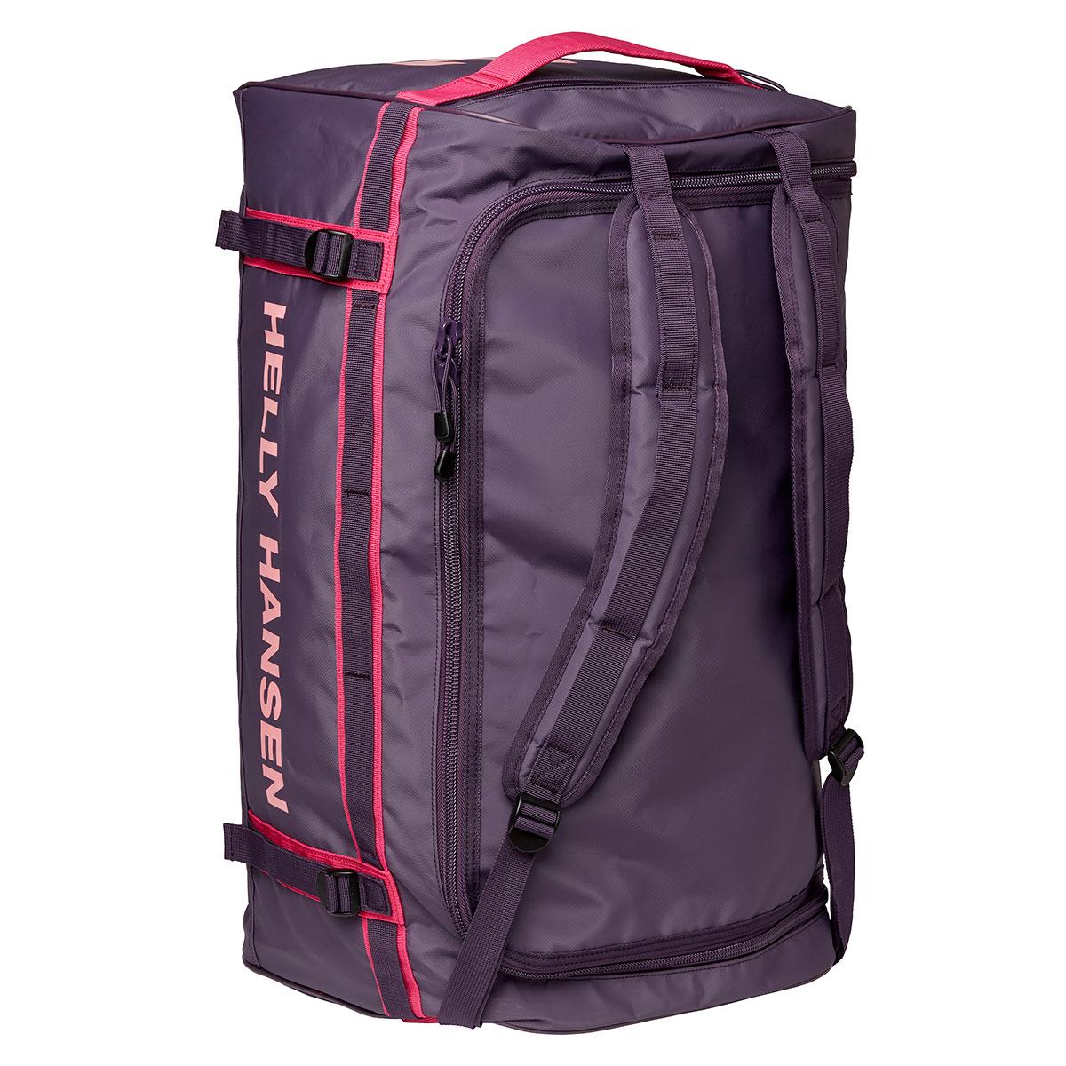 Helly Hansen 2019 HH New Classic Duffel Bag Waterproof Rucksack 27/% OFF RRP