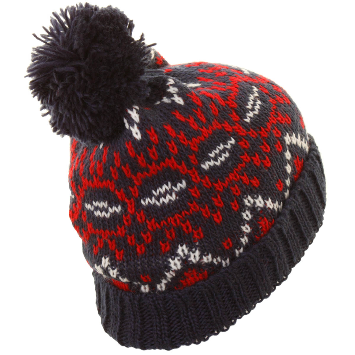 Helly Hansen 2016 Womens Heritage Knit Winter Beanie Outdoor Winter Wooly Hat...