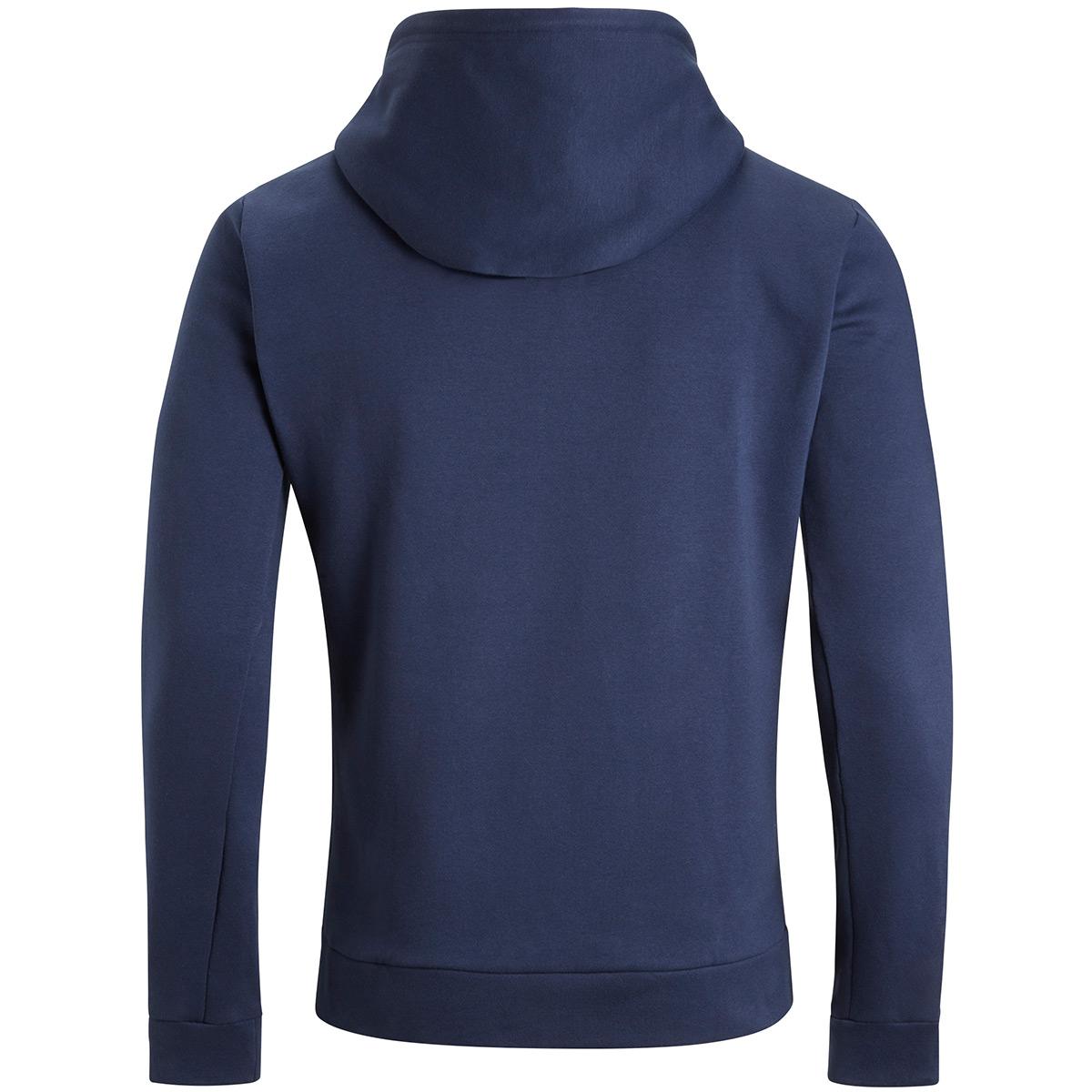 Bjorn Borg Homme Core Coton Organique Zip complet Regular Fit Sweat à capuche 31/% Off RRP