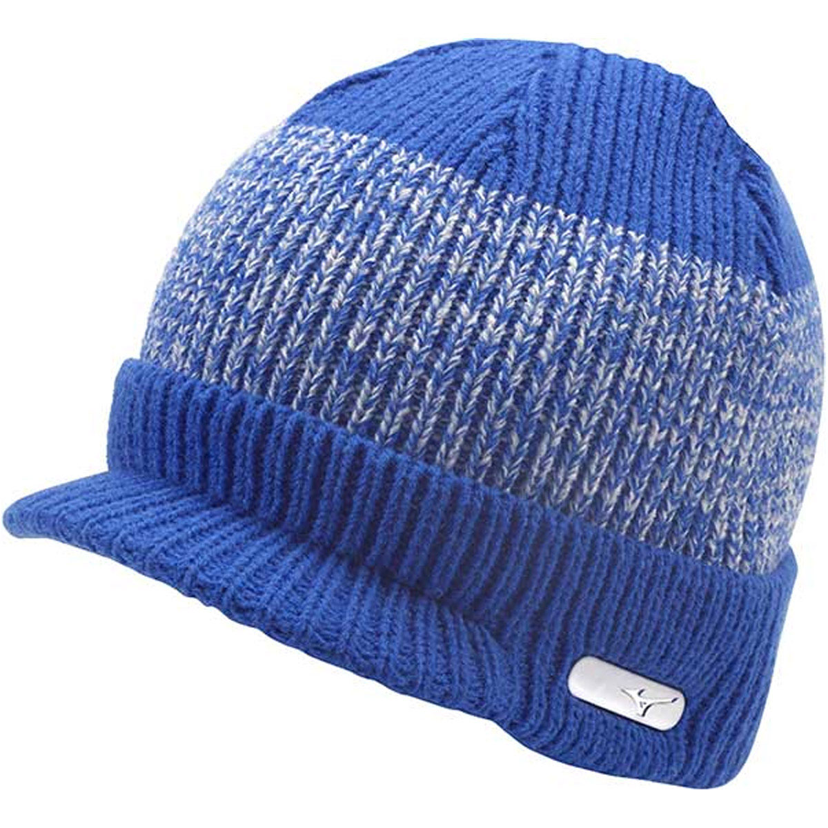 Knitting Pattern For Peaked Beanie : 37% OFF RRP Mizuno Golf 2015 Mens Peaked Beanie Warm ...