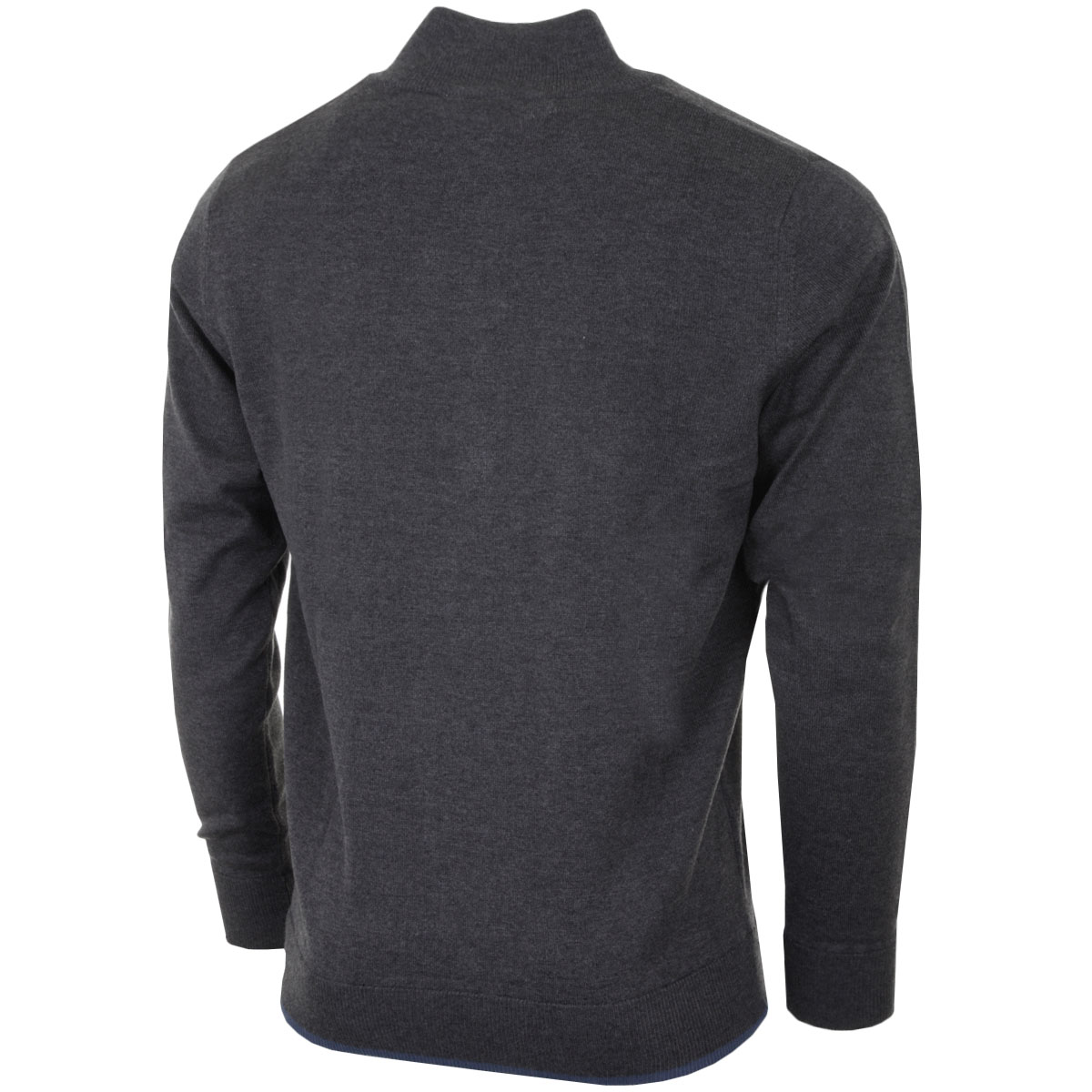 Calvin Klein Golf Superwool Zip Neck Sweater 16