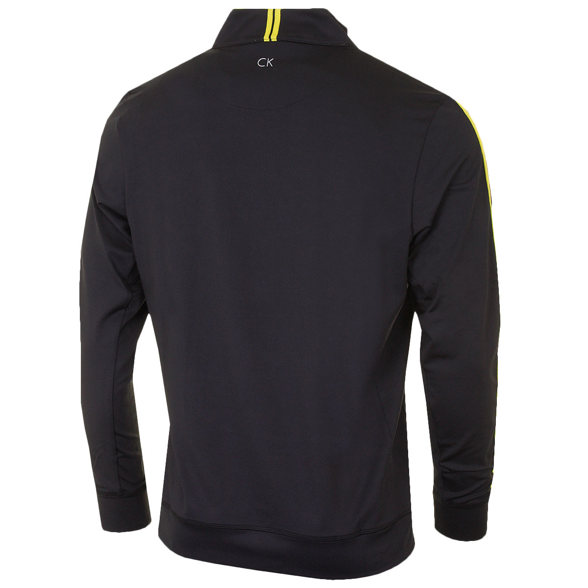 calvin klein golf 2016 mens tribeca performance half zip sweater pullover jumper ebay. Black Bedroom Furniture Sets. Home Design Ideas