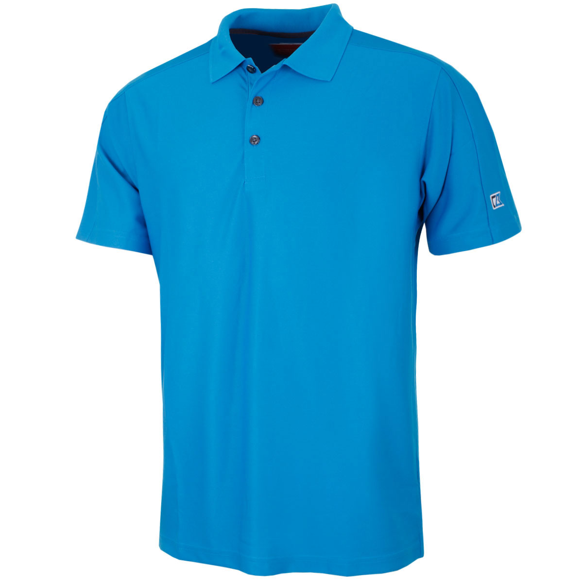 Cutter buck 2016 mens plain drytec event golf for Cutter buck polo shirt size chart