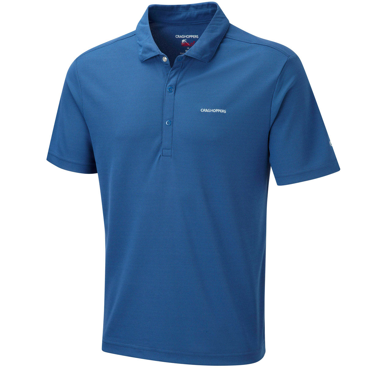 Craghoppers mens nosilife nemla short sleeved polo shirt for I like insects shirt