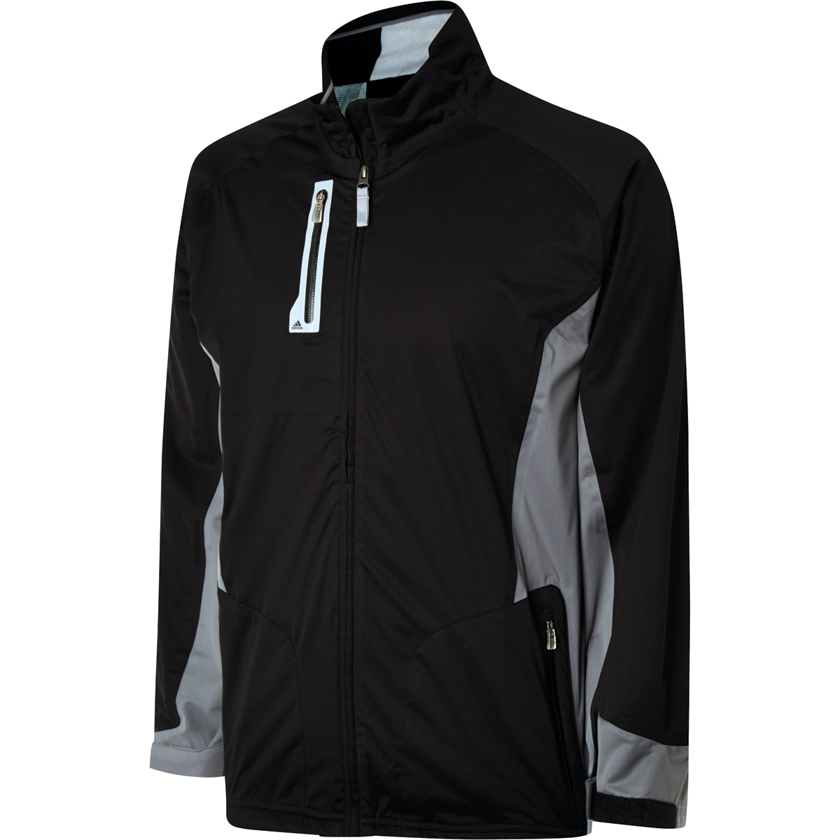 Adidas Golf Mens Climaproof Advance Rain Jacket Waterproof