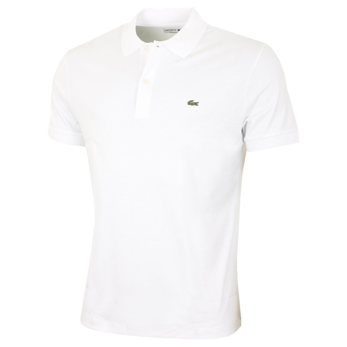 Lacoste 2017 mens dh2050 short sleeved ribbed collar for Lacoste polo shirts ebay