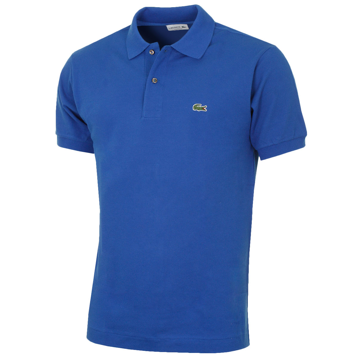 Lacoste 2016 mens classic cotton l1212 short sleeve polo shirt various colours ebay - Lacoste poloshirt weiay ...