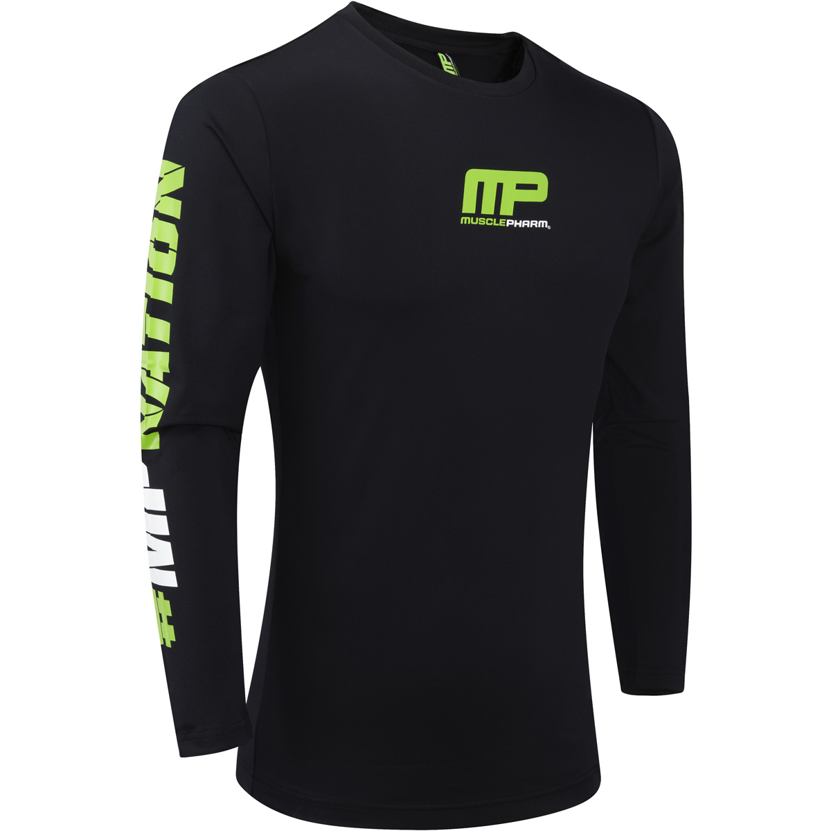 33 off rrp musclepharm mens crew neck ls rash guard t for What is a rash shirt